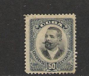 CUBA 238 VFU 1907 J944
