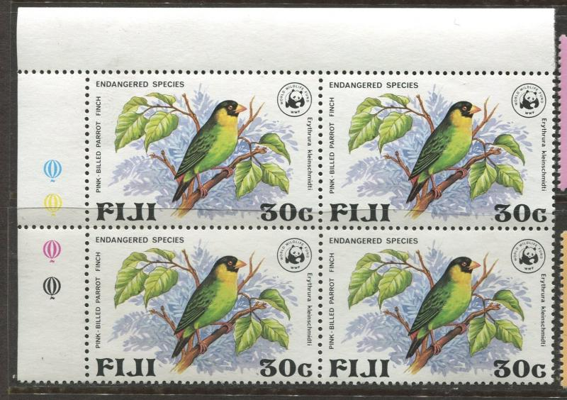 Fiji - Scott 400 - General Issue 1979- MNH - Block of 4 X 30c Stamps