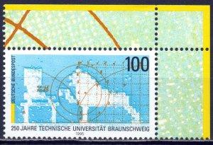 Germany. 1995. 1783. University. MNH.