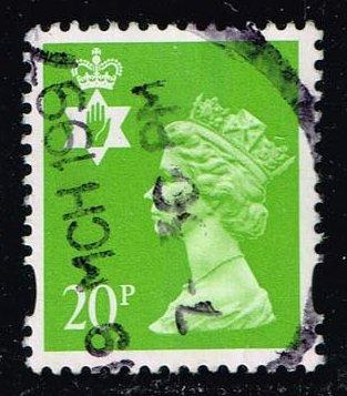 Great Britain-Northern Ireland #NIMH69 Machin used (0.80)