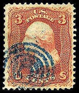 U.S. CLASSIC CANCELS 65  Used (ID # 38404)