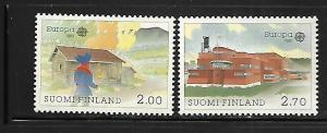 FINLAND, 817-818 ,MNH, EUROPA