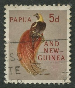 STAMP STATION PERTH Papua New Guinea #155 General Issue Used 1961 CV$0.25