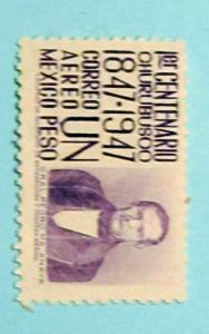 Mexico - C180, MNH. Cadet Suarez. SCV - $0.25