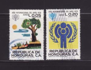 Honduras C683, C685 U IYC (B)