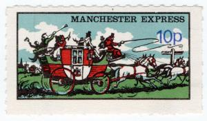 (I.B) Cinderella Collection : Manchester Local Post 10p