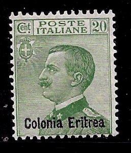 Eritrea # 38, Mint No Gum. CV $ 16.00