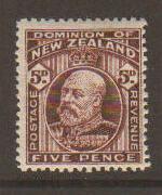 New Zealand #136 Mint