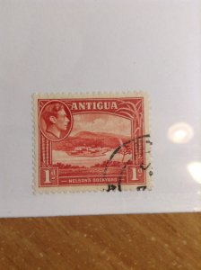 Antigua  # 85  Used