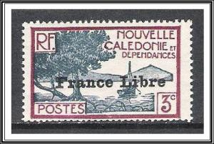 New Caledonia #219 Libre Issue MLH
