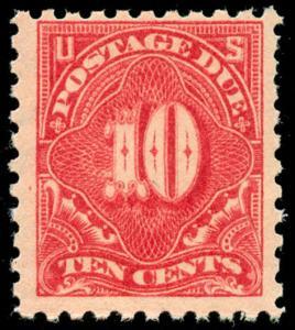 momen: US Stamps #J56 Mint OG NH F/VF