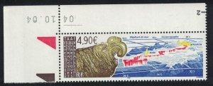 FSAT TAAF Elephant Seal Corner Date SG#540 MI#566