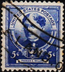 USA. 1940 5c S.G.869 Fine Used