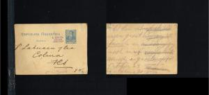 1894? - Argentina Part of letter [B02_092]