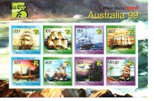 Papua New Guinea 964 MNH ..