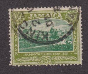 Jamaica 88 Exhibition Buildings 1922