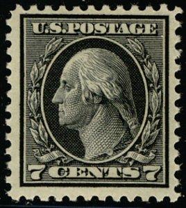 MALACK 507 VF OG LH, nice stamp, Fresh! g8732