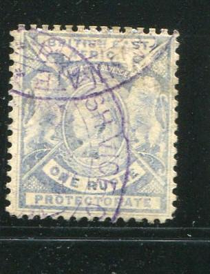British East Africa #83a Used