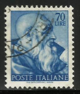Italy 1961 Scott# 823 Used
