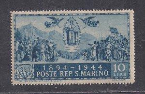 SAN MARINO SC# 239a  FVF/MOG
