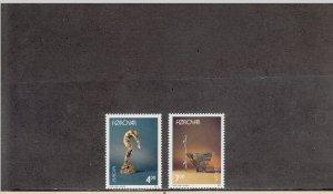 FAROE ISLANDS 252-253 MNH 2014 SCOTT CATALOGUE VALUE $3.50