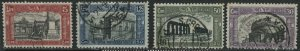 Italy 1928 Semi-Postal set of 4 used