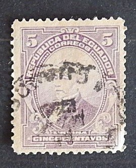 President, Ecuador, 1915-1928, (1966-Т)