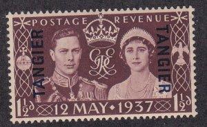 Great Britain Morocco Agencies # 514, 1937 Coronation, NH, 1/2 Cat.