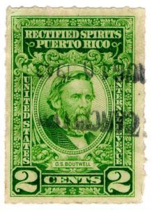 (I.B) Puerto Rico Revenue : Rectified Spirits 2c