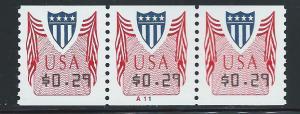 UNITED STATES SC# CVP32 VF MNH 1994 PL#A11 PNC3
