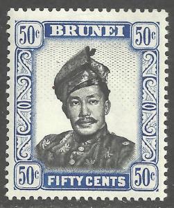 BRUNEI SCOTT 111