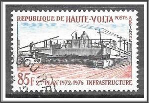 Upper Volta #C106 Airmail CTO NH