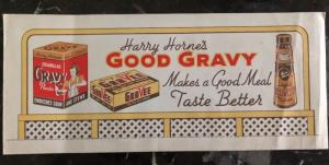 1945 Toronto Canada Commercial Cover Harry Horne Food Products