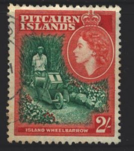 Pitcairn Islands Sc#29 Used
