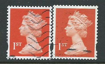Great Britain SG 1667