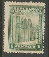 Dominican Republic 255 VFU X838-12