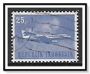 Indonesia #636 Coronado Plane Used