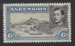 Ascension, Sc 45 (SG 43), MHR