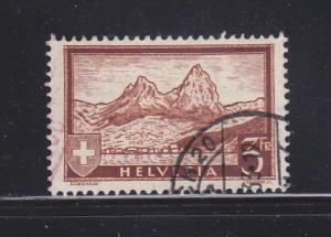 Switzerland 209 Set U Mythen Mountain (B)