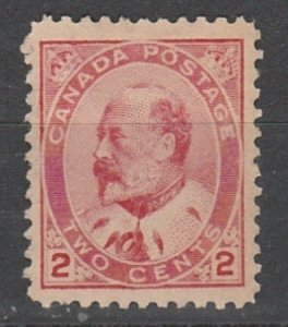 #90vii Type I Edward VII Mint NG
