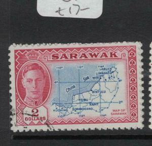 Sarawak SG 184 VFU (7dvq)