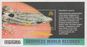 2002 REPTILES  set complete including M/S