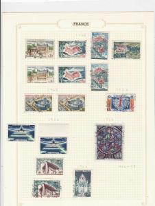 France Stamps Ref 14594
