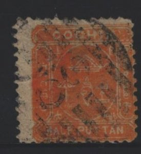 Cochin Sc#1 Used - small shallow thin