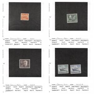 Lot of 47 Germany Berlin MNH & MH Stamps Scott Range # 9N101 - 9N195 #141298 X R