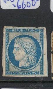 France SC 6 Scarce! MOG (3dql)