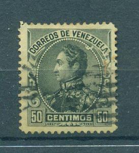 Venezuela sc# 145 used cat value $1.00