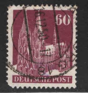Germany Scott 654 Used