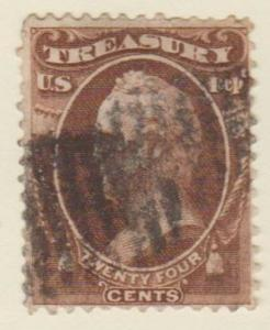 U.S. Scott #O80 Dept of State - Official Stamp - Cat $100  - Used Single