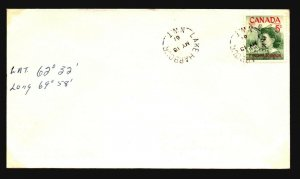 Canada - 3 1960s Polar Expedition Covers (IV) - Z16035